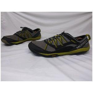 Merrell Black Light Firefly Barefoot hiking shoes
